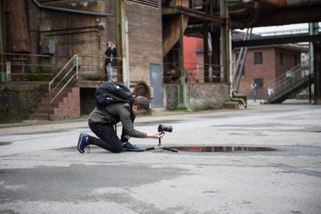 Workshop Urban fotografie in Duisburg